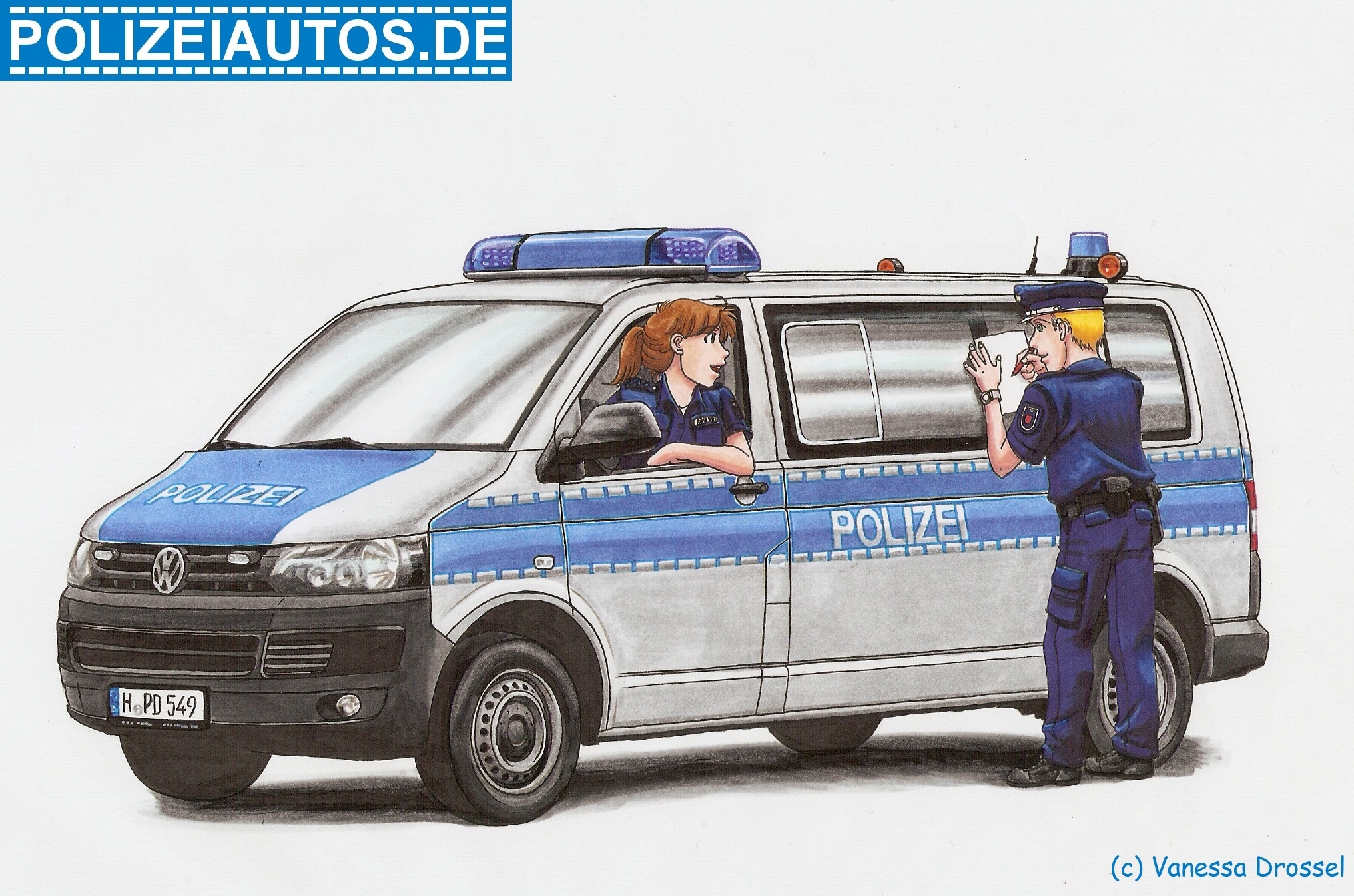 Polizeiautos.de